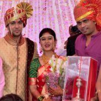 Celebs at Mrunal Marriage