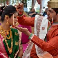 Mrunal Dusanis Neeraj More Marriage