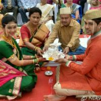 Mrunal Dusanis Neeraj More Wedding