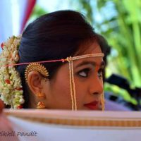 Mrunal Dusanis Unseen Marriage Photos