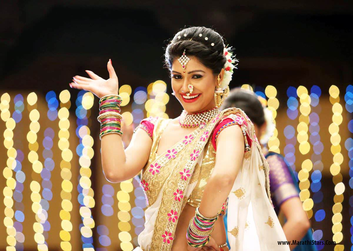 rasika sunil s impressive lavani performance   poster girl