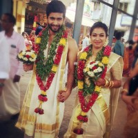 Siddharth Menon Marriage Photos
