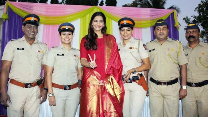 Sonam Kapoor in Star Pravah Serial Lakshya
