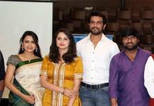 Sharad Kelkar, Sakar Raut, Shruti Marathe, Deepti Bhagwa