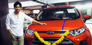 Marathi Actor Amey Wagh gets a new car!