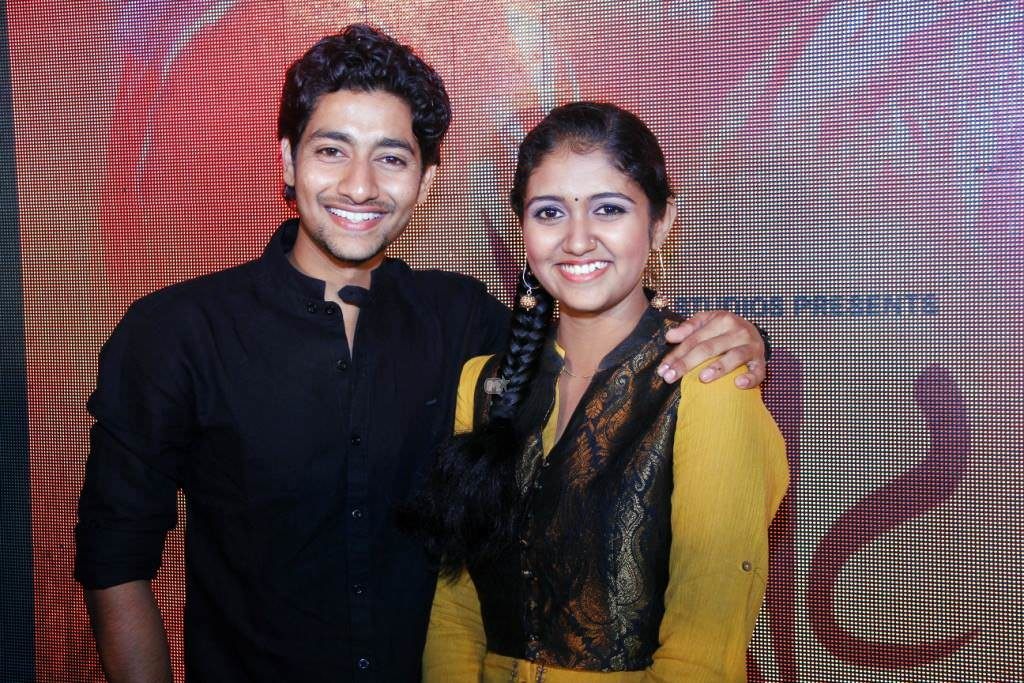 Lead Actors of Sairat Akash Thosar and Rinku Rajguru