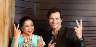Mandar Agashe & Asha Bhosle