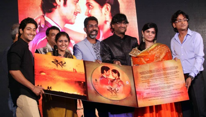 Sairat - Music Launch