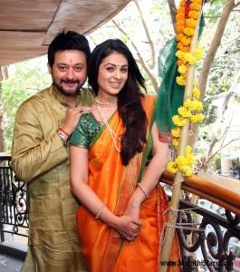 Swapnil Joshi and Anjana Sukhani - Laal IShk