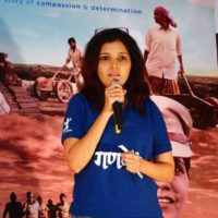 Mukta Barve - Ganvesh Trailer Launch