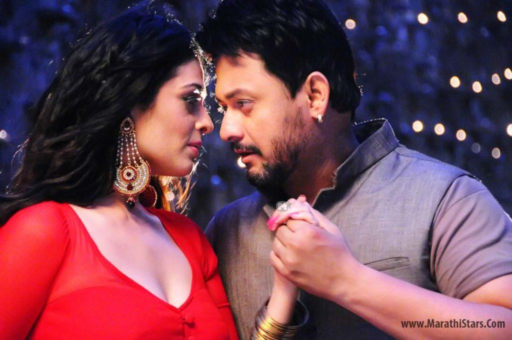 Swwapnil Joshi & Anjana Sukhani Laal Ishq Marathi Movie Photos