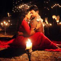 Swwapnil Joshi Anjana Sukhani Laal Ishq Marathi Movie Wallpapers