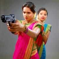 Urmila Nimbalkar & Amruta Pawar - Duheri Marathi Serial Actress