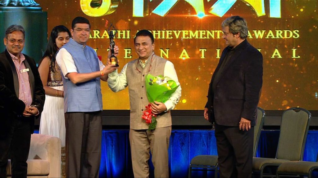 MAAI awards show on Zee marathi
