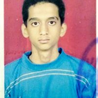 Amey Wagh childhood photo