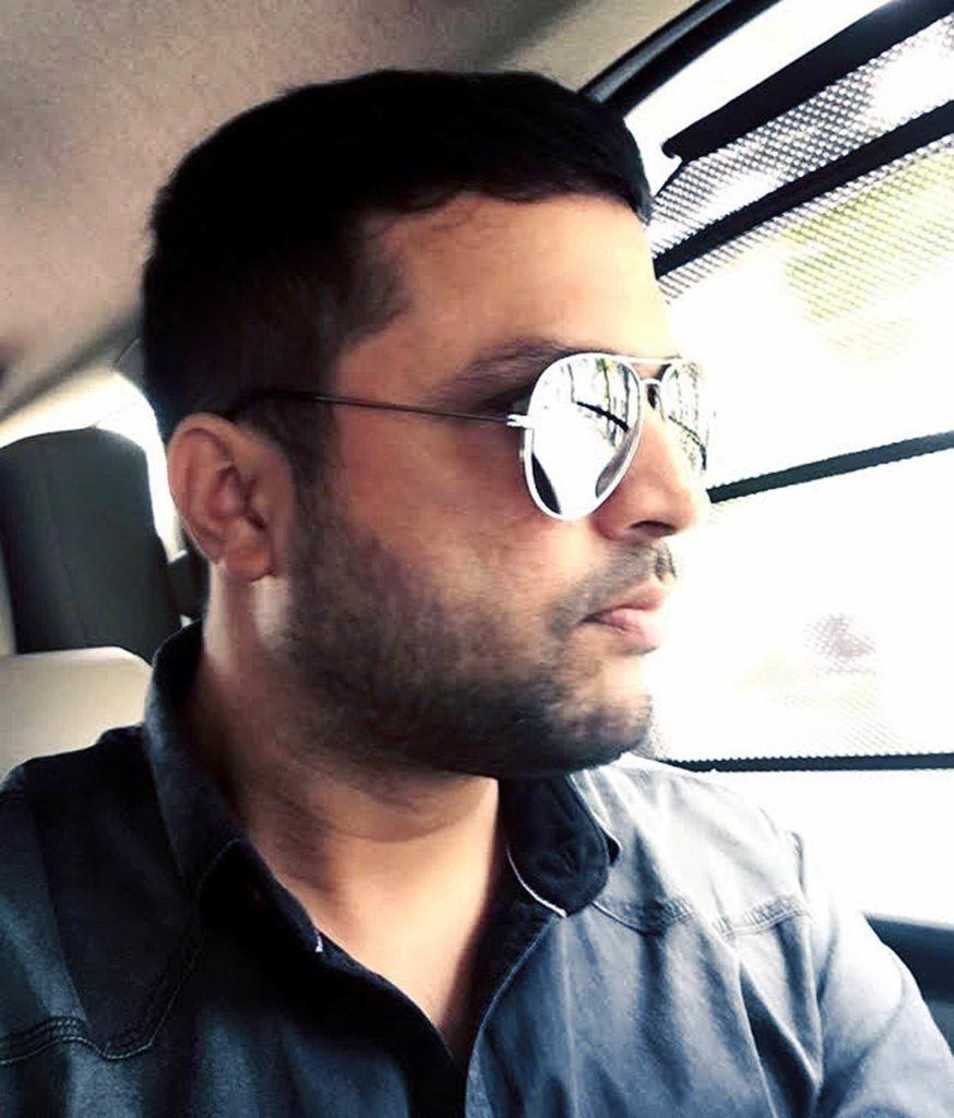 Ankush Chaudhari New Look