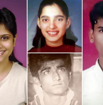 Childhood photographs of Marathi celebrities - Actors Actress