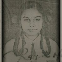 Hemangi Kavi-Dhumal childhood photo