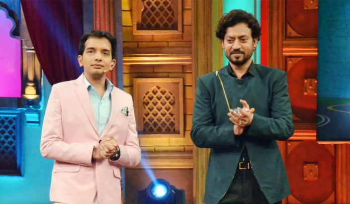Irrfan khan to appear on Zee Marathi's Chala Hawa Yeoo Dya