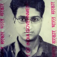 Jitendra Joshi childhood photo