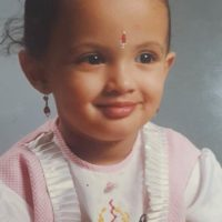 Ketaki Mategaonkar Marathi Actress Child Photo