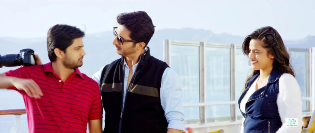 One Way Ticket Marathi Film