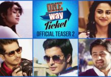 One Way Ticket Marathi Movie First Look Teaser Trailer