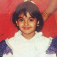 Pallavi Patil classmate fame childhood photo