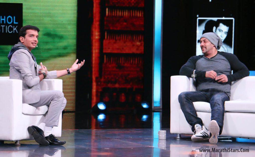 Salman Khan & Dr Nilesh Sabale