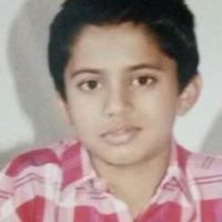 Shashank Ketkar childhood photo