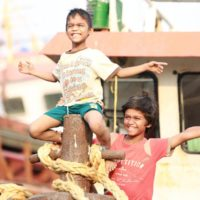 Shubham More & Vinayak Potdar Half Ticket Still Photos