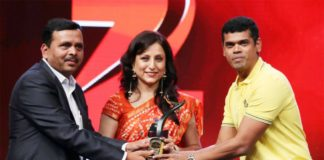 Siddharth Jadhav - Zee Talkies Comedy Awards