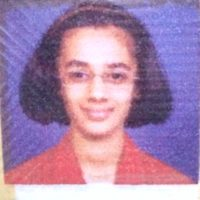 Spruha Shirish Joshi childhood photo