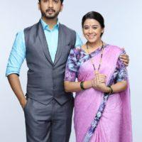 Abhijit Khandkekar, Anita Date - Mazya Navryachi Bayko Serial