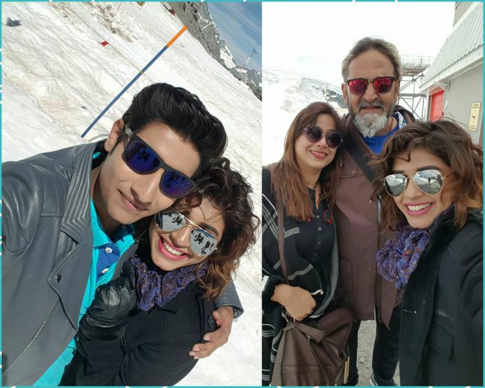 Akash Thosar shooting in Italy - Mahesh Manjarekar Sanskruti balgude