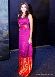Gauri Nalawade At Music Launch Event of Kanha