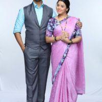Gurunath & Radhika - Mazya Navryachi Bayko Serial Actors