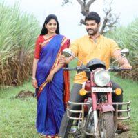 Hardeek Joshi as Rana & Akshaya Deodhar as Anjali - Tuzyat Jiv Rangala