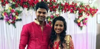 Mayuri Wagh and Piyush Ranade Engagement