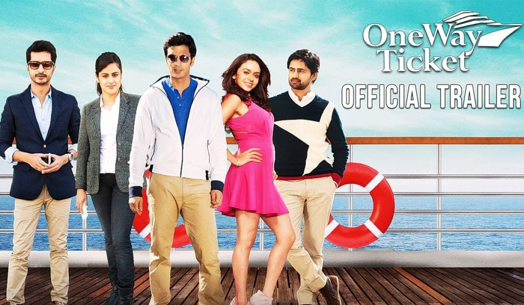 One Way Ticket Marathi Movie Trailer