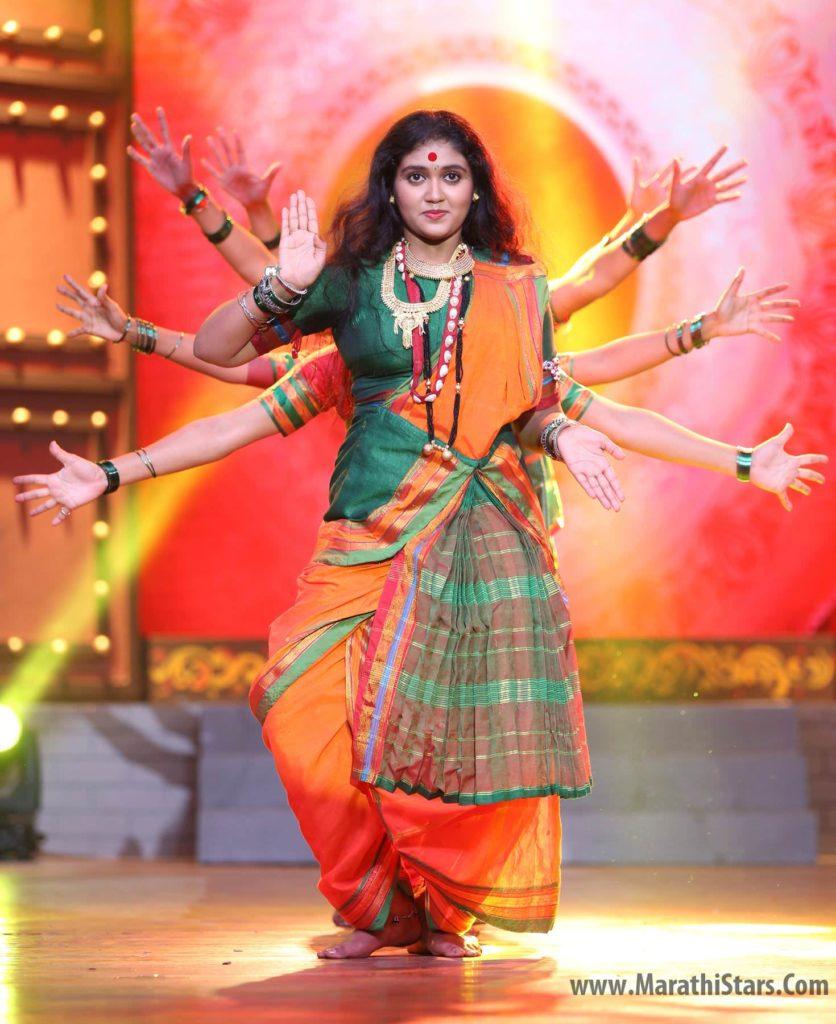 Rinku Rajguru - Durga Performance