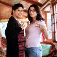 Sai Tamhankar, Priya Bapat - Vazandar Marathi Movie