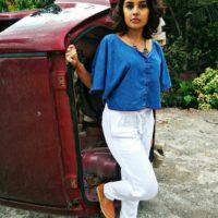 Shivani Rangole Marathi Actress