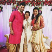 Shreya Bugde With Mayuri Wagh and Piyush Ranade