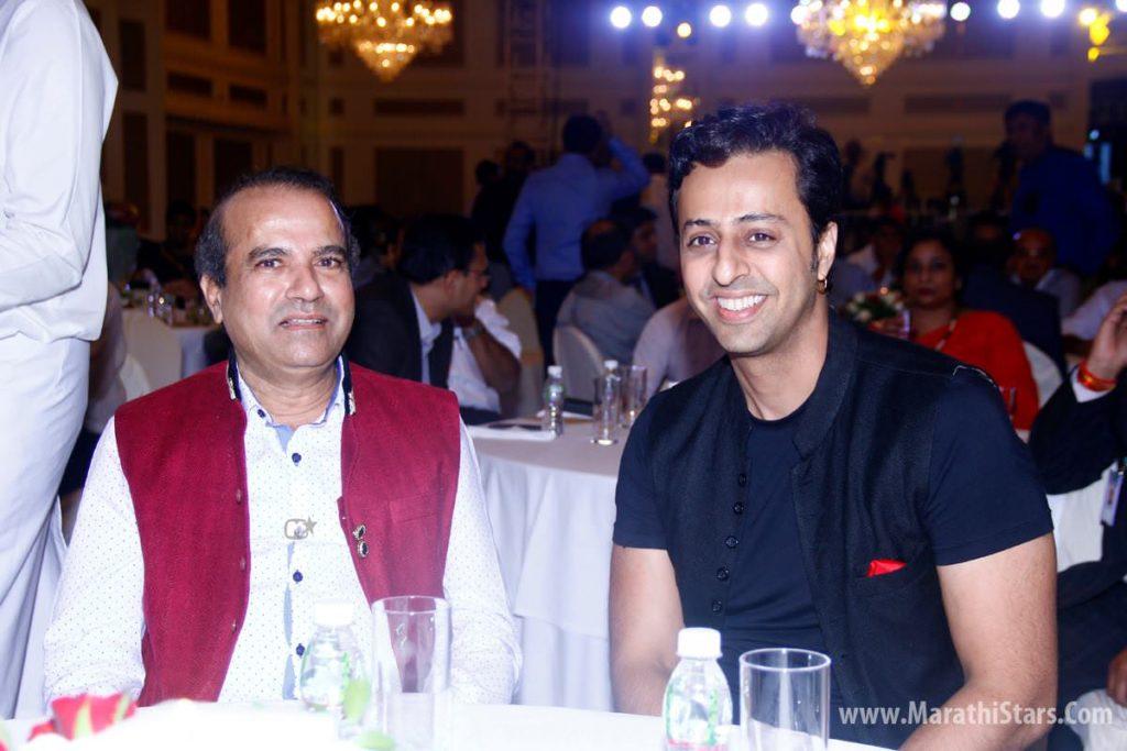 Suresh Wadkar and Salim Merchant at Music Launch Event Of Kanha