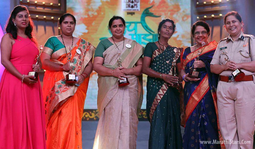 Taramati Matiwade, Kavita Jadhav, Harshada Deodhar, Usha Madavi, Smita Lele, Swati Sathe