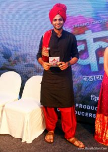 Vaibhav Tatwawadi At Music Launch Event of Kanha