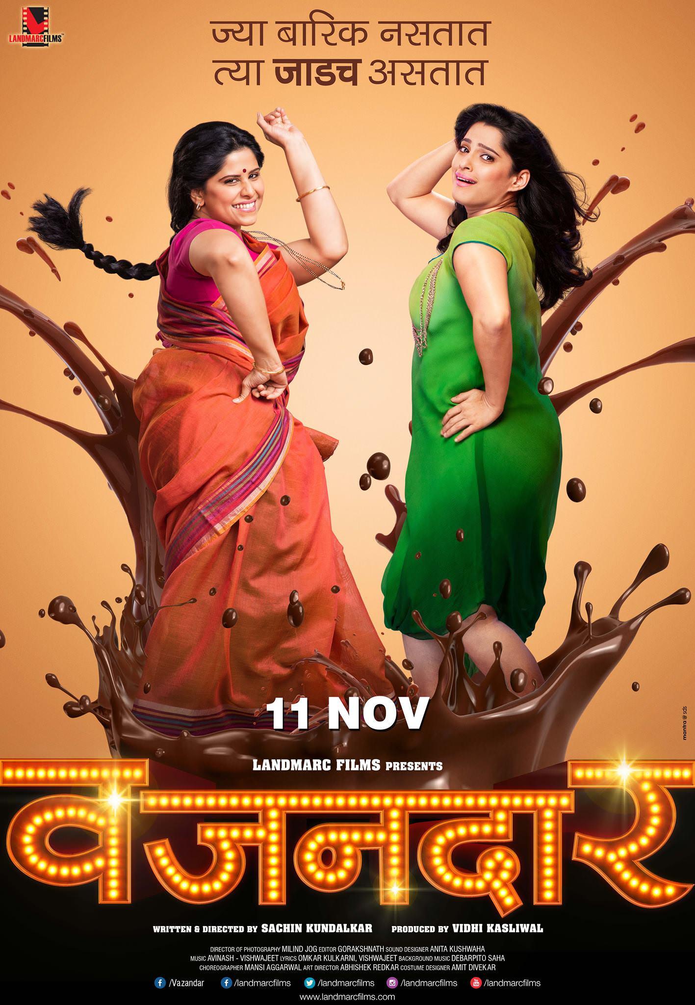 Vazandaar Marathi Movie Cast Trailer Release Date Wiki