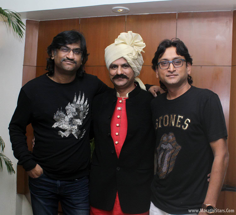 Jaundya Na Balasaheb Music Launch Photo galley