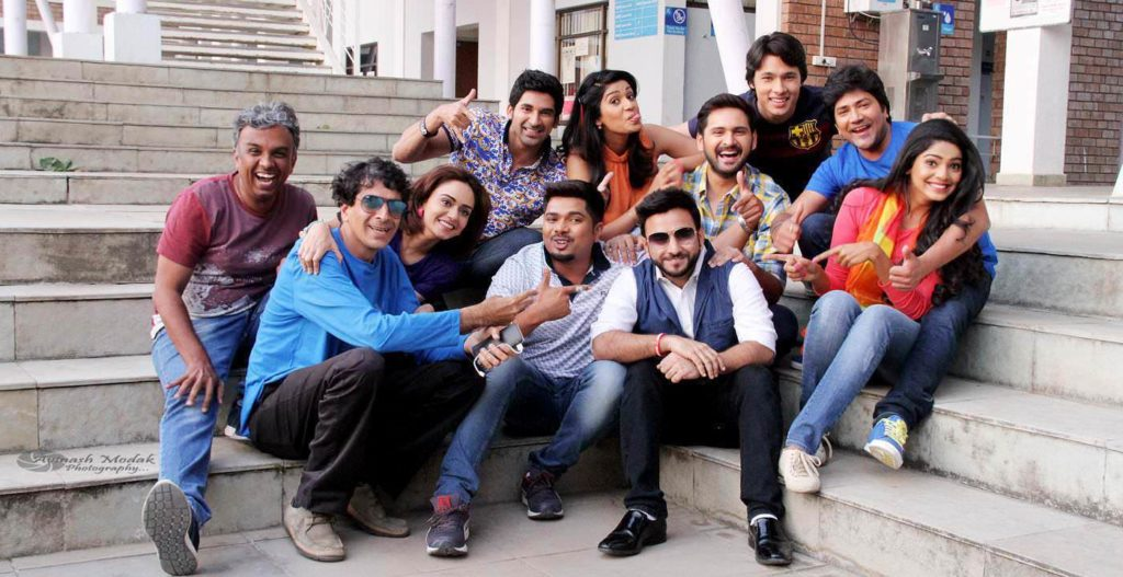 Bus Stop Upcoming Marathi Movie Cast & Crew